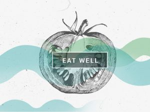 Eat well icon