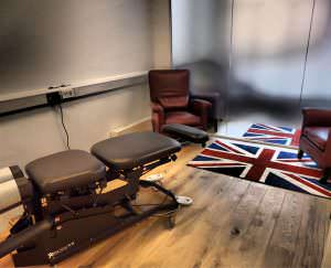 Chiropractic clinic London