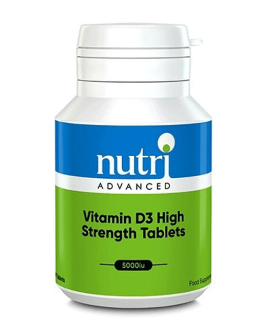 Vit D High Strength