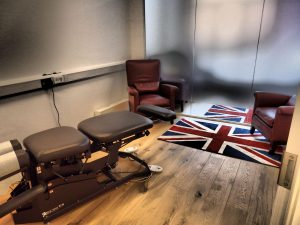 How to relieve back pain, London