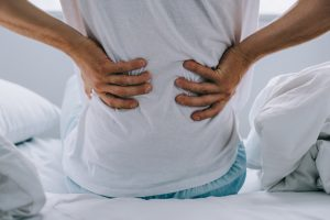 how does back pain feel?