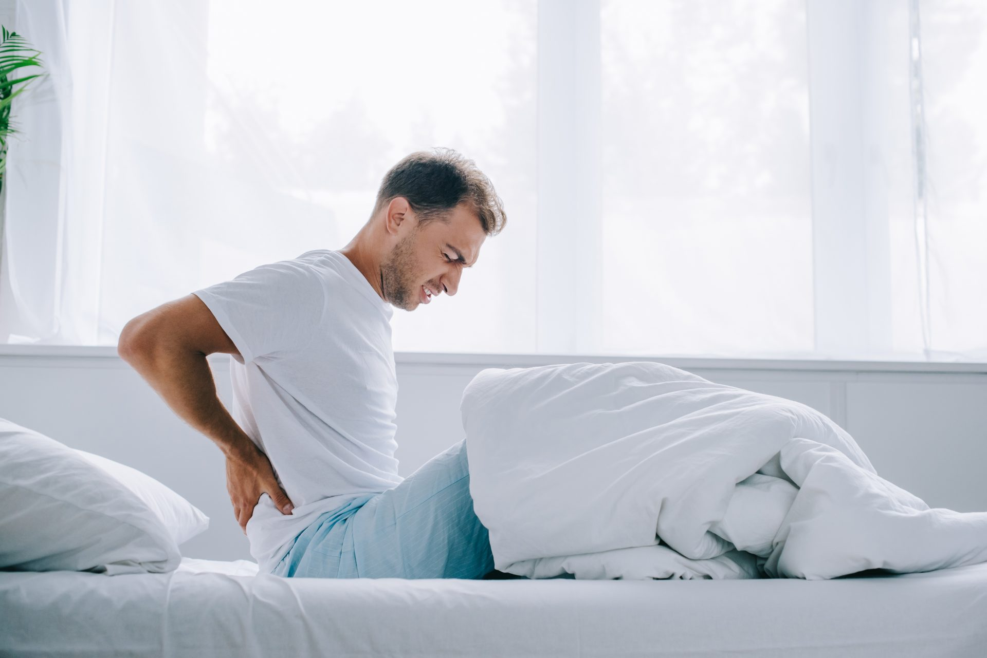 Help with back pain