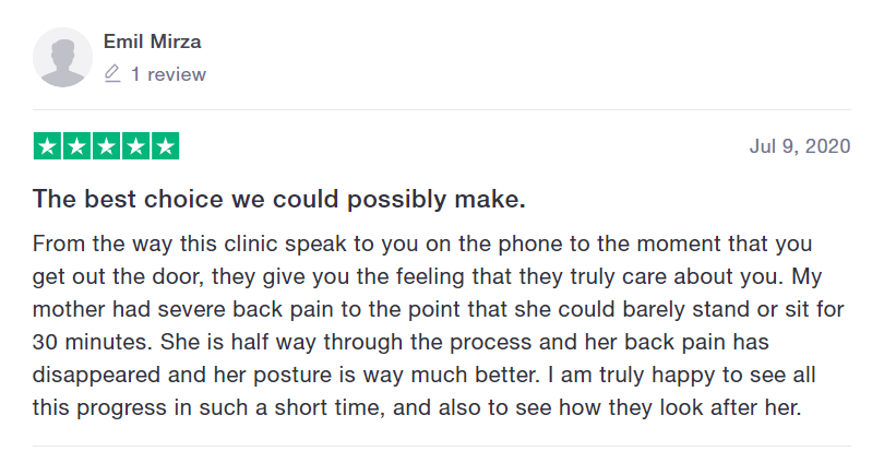 client review 2